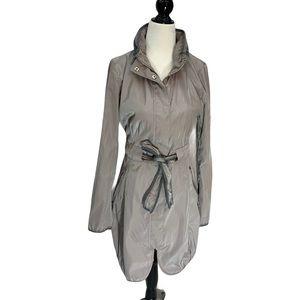 Dawn Levy New York Windbreaker Coat Jacket XS